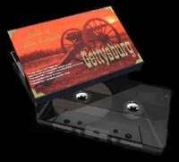 Civil War battle at Gettysburg as book-on-tape.